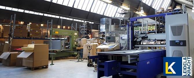 Industriële verpakkingen