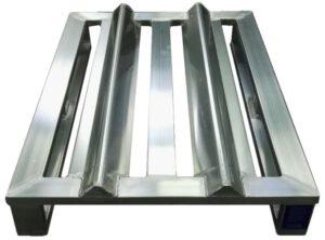 Aluminium pallets op maat