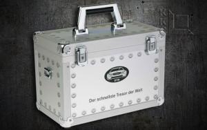 Bedrukte maatwerk koffers