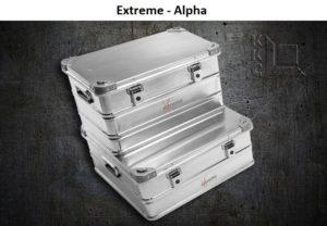 Aluminium kisten