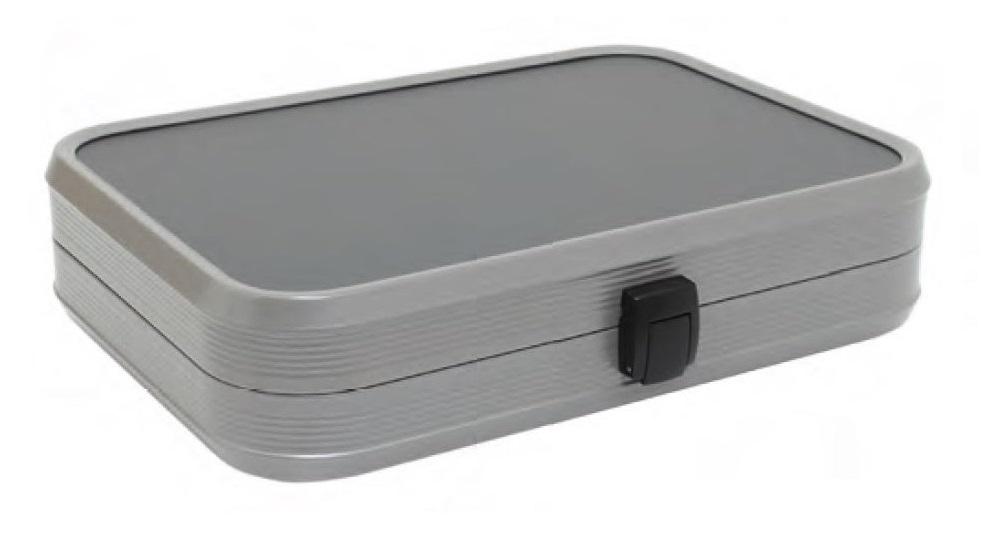 Pegar aluminium mappen