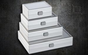 Primo aluminium mappen