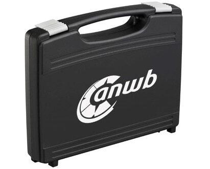 Kunststof koffers met bedrukking